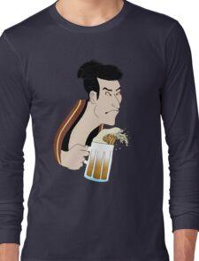 Ukiyoe Kampai! Long Sleeve T-Shirt