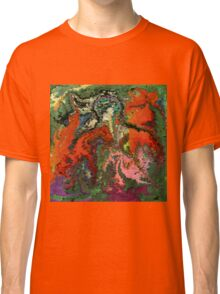 modern composition 22 by rafi talby Classic T-Shirt