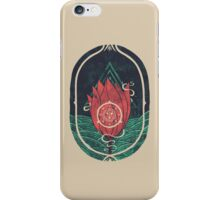 Pulsatilla Patens iPhone Case/Skin