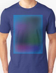 blue pink green T shirt T-Shirt