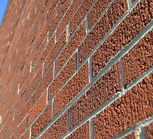 Bricks in the Wall by Brandonmichell