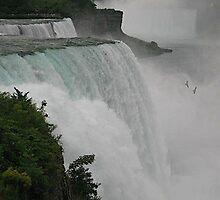 Niagara Falls by EyeOnUstore