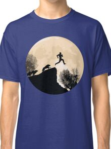 On The Wolves' Cliff Classic T-Shirt