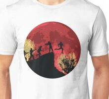Zombies! Run you fool... Unisex T-Shirt