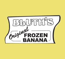 Bluth's Original Banana Stand Logo by arnavjhanjee