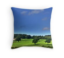 Even the Welsh have Landscapes Throw Pillow