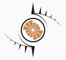 A Clockwork Orange Minimal 01 (EYE) Kids Tee