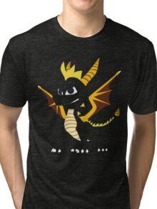 Spyro the Dragon Tri-blend T-Shirt