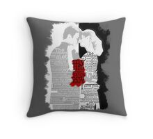 Yin Needs Yang Throw Pillow