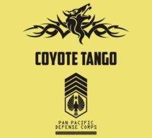 Coyote Tango (Black) Kids Clothes