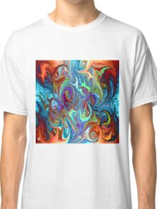 modern composition 24 by rafi talby Classic T-Shirt