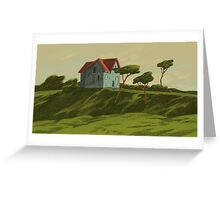 Hopper tribute Greeting Card