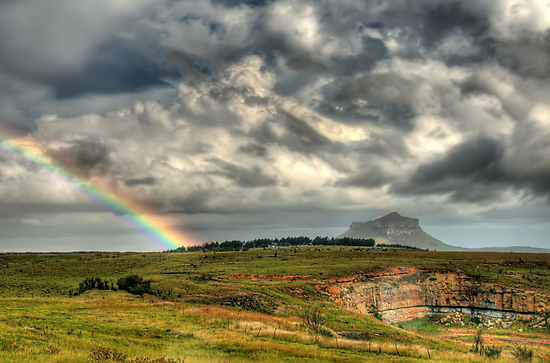 After The Storm by Clive S