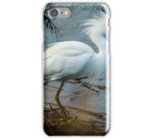 Snowy Egret iPhone Case/Skin