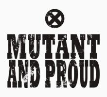 Mutant Pride by daydreamer87