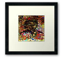 modern composition 25 by rafi talby Framed Print