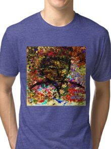 modern composition 25 by rafi talby Tri-blend T-Shirt
