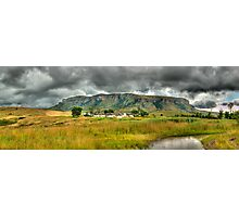 Colourful Community Panoramic Photographic Print