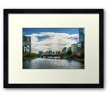 Southbank Framed Print