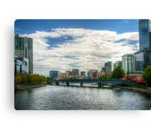 Southbank Canvas Print