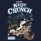 Kaiju Crunch by DeardenDesign