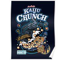 Kaiju Crunch Poster