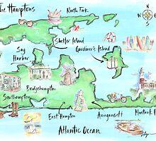 The Hamptons by jenniferlilya