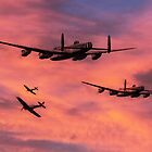The Royal Air Force - Dawn Raid by James Biggadike