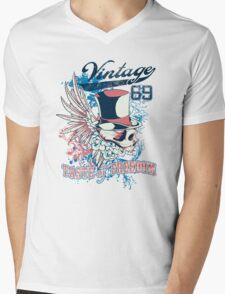 Taste the freedom Mens V-Neck T-Shirt