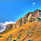 RAPP Mountain Panoramic by Clive S