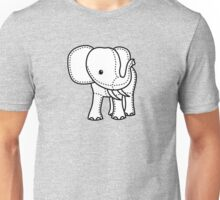 Elephant Toy Unisex T-Shirt