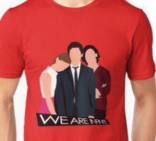 We Are Infinite   Perks quote   Sam/Charlie/Patrick Unisex T-Shirt