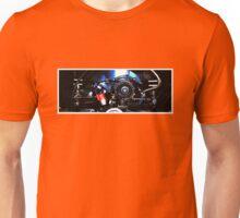 Gesenkt Campervan Engine Bay T-Shirt Unisex T-Shirt