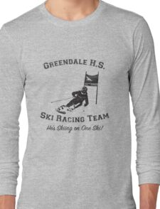 Greendale HS Ski Racing Team Long Sleeve T-Shirt