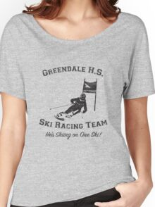 Greendale HS Ski Racing Team Women's Relaxed Fit T-Shirt