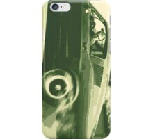 Steve McQueen from the film Bullitt iPhone Case/Skin