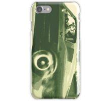 Steve McQueen from the film Bullitt iPhone Case/Skin