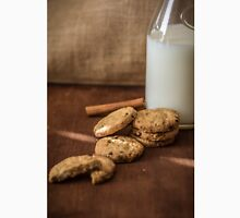 Homemade cookies and milk Classic T-Shirt