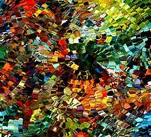 modern composition 27 by rafi talby by RAFI TALBY