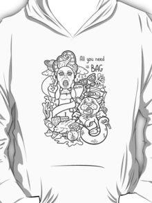 women's handbag T-Shirt