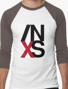 INXS Men's Baseball ¾ T-Shirt
