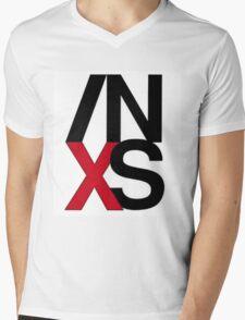 INXS Mens V-Neck T-Shirt