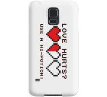 Love Hurts Samsung Galaxy Case/Skin
