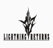 Lightning Returns - Black by DecayedCrow