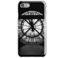 As Time Stops iPhone Case/Skin