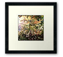 modern composition 28 by rafi talby Framed Print