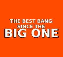 Best Bang Since The Big One (w/b) by masqueblanc