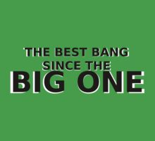 Best Bang Since The Big One (b/w) by masqueblanc