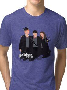 The Golden Trio | Art | Crown,Scar,Idea Tee Tri-blend T-Shirt