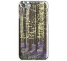 springtime in the woods iPhone Case/Skin